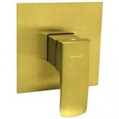Смеситель ELGHANSA встроенный душ  Gold Brass