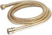 Душевой шланг Kaiser 1,5м Gold мет. (0010)