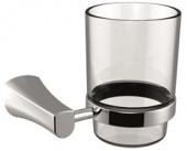 Держатель стакана(стекло) KAISER хром (латунь)