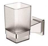 Держатель стакана(стекло) KAISER хром