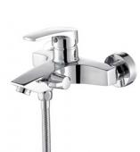 Смеситель KAISER Guss для ванны к/н  Ø35 с душем