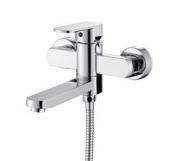 Смеситель KAISER Sonat ванна к/н Ø35 скрытый дивертор с душем