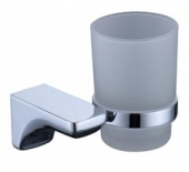 Держатель стакана(стекло) KAISER хром (цинк)