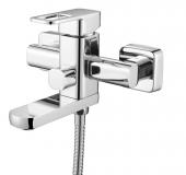 Смеситель KAISER Sharp ванна к/н Ø35 с душем