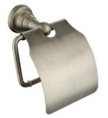 Держатель туалетной бумаги KAISER бронза (латунь)