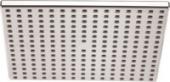 Душевая лейка KAISER (250мм x 250мм), стационарная (металл)