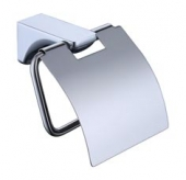 Держатель туалетной бумаги KAISER хром  (цинк)
