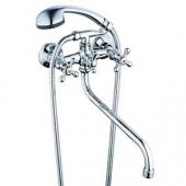 смес. G-Lauf ванна крест керамика (шар/переключатель)
