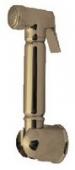 Гигиеническая лейка KAISER металл (бронза) блистер