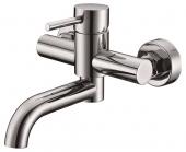 Смеситель KAISER Merkur ванна к/н поворотный излив Ø35 с душем