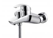 Смеситель KAISER Nova ванна к/н Ø40 с душем